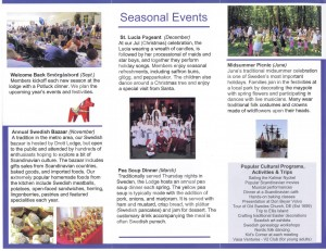 Drott Lodge Membership Brochure (Side 2)